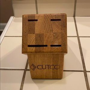 Knife Holder Cutco Block